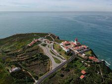 Free Cabo Da Roca , Portugal Top View Stock Photo - 145746580