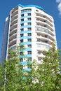 Free Modern Round Building Royalty Free Stock Photos - 14588058