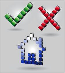 Free Logo Royalty Free Stock Image - 14580286