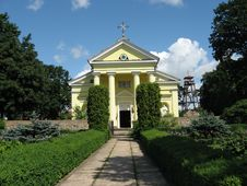 Free Church Royalty Free Stock Image - 14580356