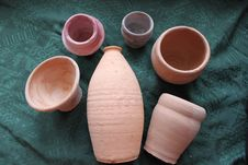 Free Clay Pots Stock Photos - 14581443