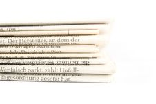 Free Newspapers Stock Photo - 14582120