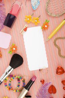 Free Background For Female Holidays Royalty Free Stock Image - 14582296