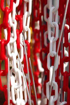 Free Plastic Chain Royalty Free Stock Photo - 14582385