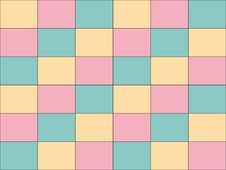 Free Checkered Background Stock Photo - 14582940