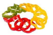 Free Ring Of Pepper Stock Photography - 14584002