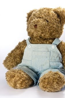 Free Teddy Bear Royalty Free Stock Image - 14584006