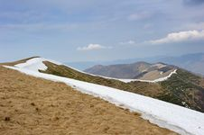 Free Mountains In Early Spring Stock Photos - 14584043