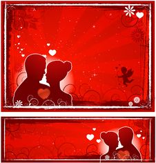 Free Valentine S Day Background Royalty Free Stock Image - 14584406