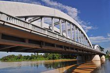 Free Concrete Bridge Stock Photography - 14584742