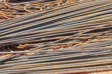 Free Steel Bar Stock Images - 14584814