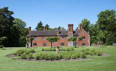 Free The Orchard At Baddesley Clinton Manor House Royalty Free Stock Photos - 14586218