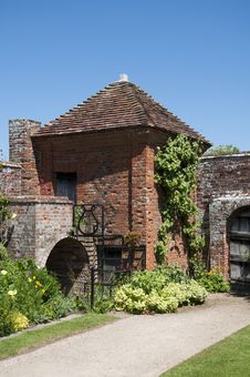 The Garden Store At Packwood House Royalty Free Stock Photos