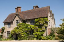 Packwood English Manor House Stock Image