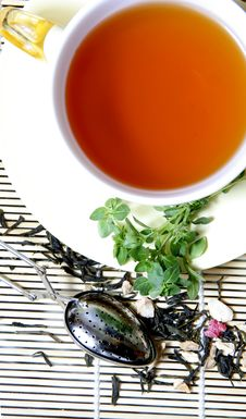 Free Brew Tea Royalty Free Stock Images - 14587159