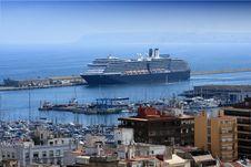 Free Luxury Cruise Stock Photography - 14587192