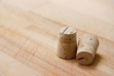 Free Cork Royalty Free Stock Photos - 14587408