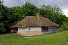 Free Old Rural House Stock Photography - 14587412