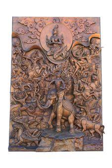 Free Sculptures Depicting Stock Photo - 14587670