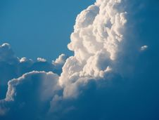 Free Clouds Royalty Free Stock Image - 14587986