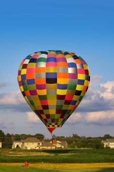 Free Hot Air Balloon Stock Photo - 14588150