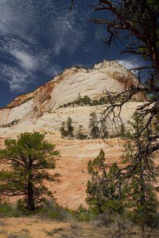 Free Sandstone Cliffs Stock Photos - 14588173