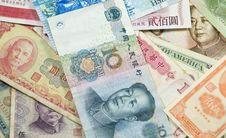 Free Money Of Cnina And Taiwan Stock Photo - 14588650