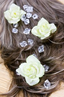Free Hair Texture Royalty Free Stock Photo - 14588995