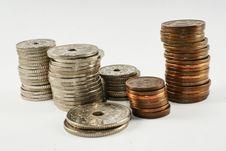 Free Danish Coins Stock Photos - 14589083