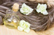 Free Hair Texture Royalty Free Stock Photos - 14589168