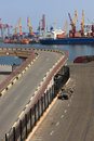 Free Road To Port Of Odessa Stock Photography - 14599232