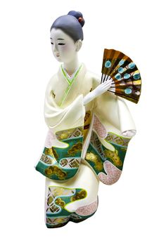 Free Japanese Doll Royalty Free Stock Image - 14590006