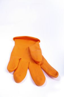Free Glove. Royalty Free Stock Photos - 14590168