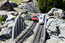 Free Toy Trains Stock Photos - 14591013