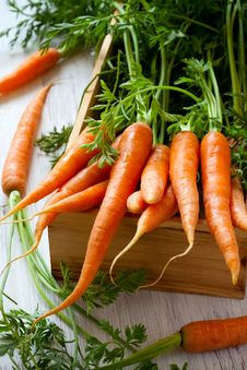 Free Carrot Royalty Free Stock Image - 14591786