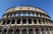 Free Colosseum In Rome Royalty Free Stock Photo - 14592345
