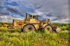 Tractor Kirovets K-701 Royalty Free Stock Image