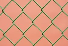 Free Green Fence Stock Photography - 14595182
