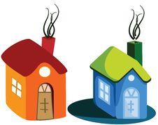 Free Houses Stock Photo - 14595910