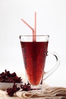 Free Roselle Juice Stock Photo - 14595950