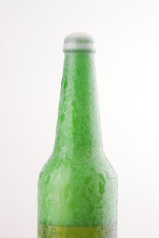Free Beer Bottle Stock Photography - 14596412