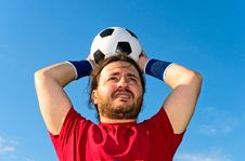 Free Playing Football Stock Images - 14596724