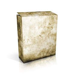 Free Software 3D Box Royalty Free Stock Image - 14596956