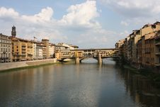 Free Arno River Stock Image - 14596961