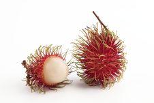 Free Rambutan Fruit Royalty Free Stock Images - 14597209