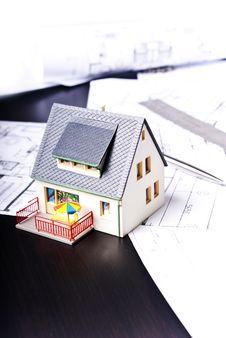 Free Model House Stock Image - 14597261