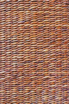 Free Cane Basket Texture Stock Photos - 14597623