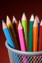 Free Colored Pencils Royalty Free Stock Photography - 1460197