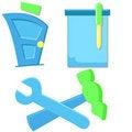 Free Icons Stock Photos - 1463343
