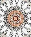 Free Mandala Royalty Free Stock Images - 1464179